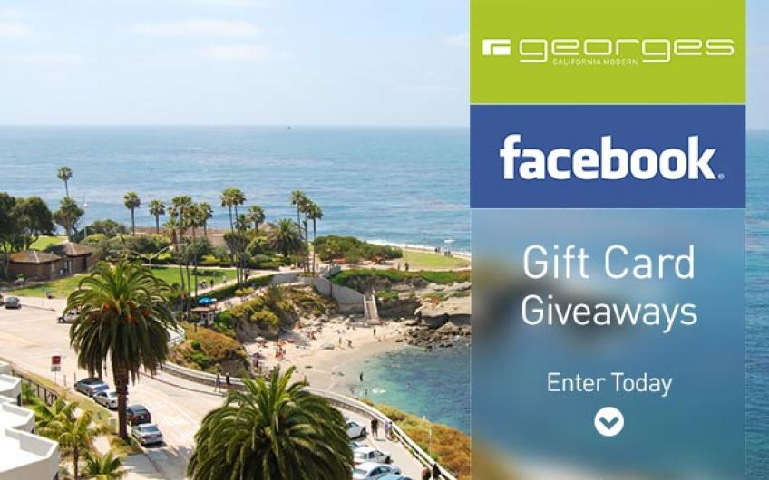 Facebook Giveaway - Just Because We Like You