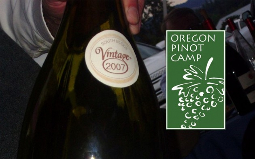 Attending Oregon Pinot Camp: At Last!