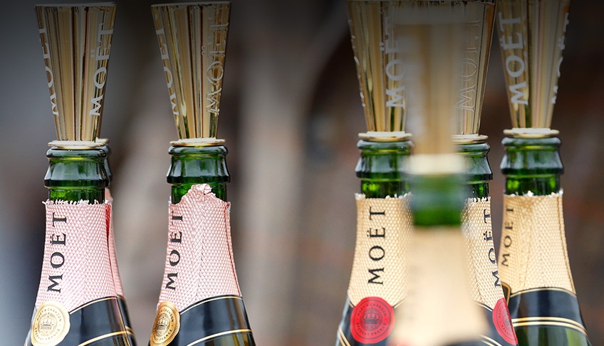 Moët & Chandon Class + Happy Hour