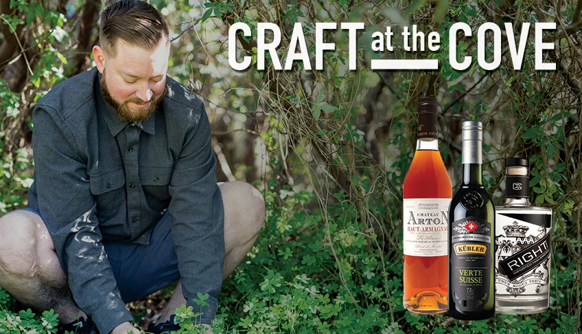 Craft at the Cove with Chef Chris Osborne