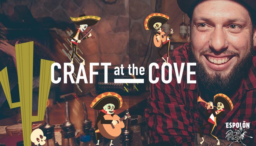 craft at the cove with josh carlos