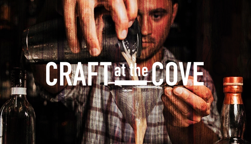 Craft at the Cove with Sean O'Connell of Pernod Spirits