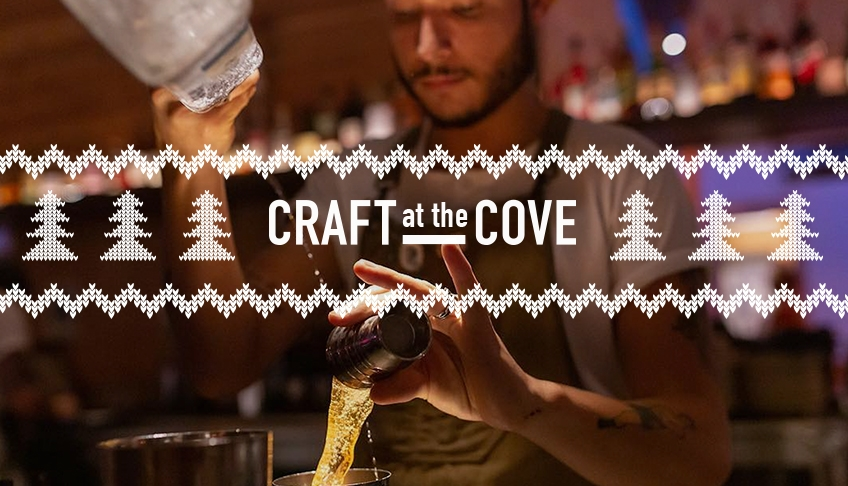 craft at the cove featuring jake inez
