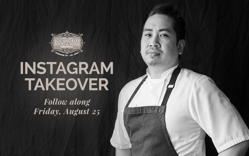 Instagram Takeover at LA Food & Wine
