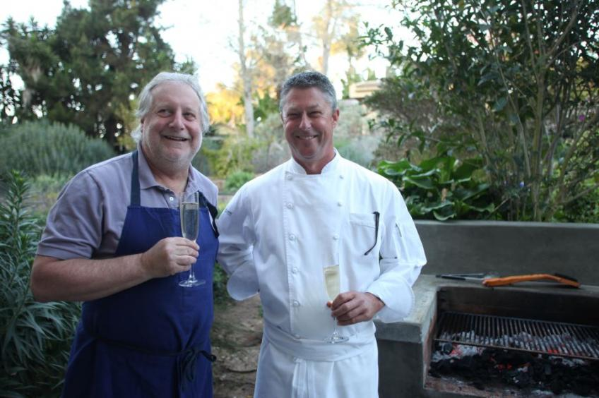 Cooking with Jonathan Waxman: A Benefit Dinner for Scripps Institute of Oceanography
