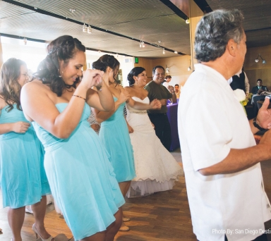Wedding Dance at Georges at the Cove