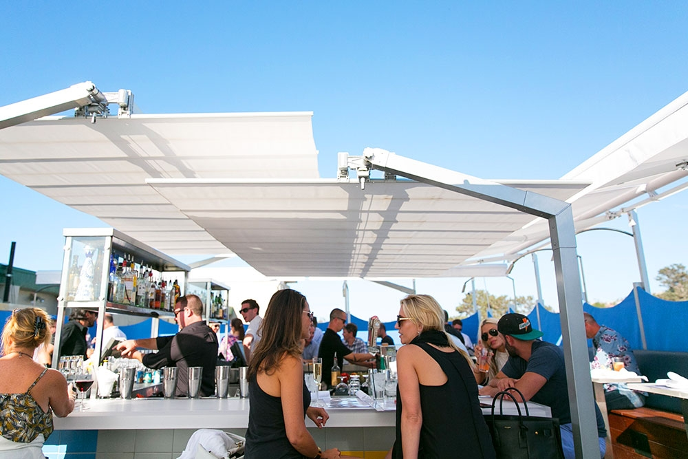 Ocean Terrace Outdoor Dining At George S At The Cove