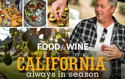 FOOD&WINE Presents: California – Always In Season