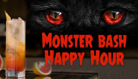 Monster Bash Happy Hour