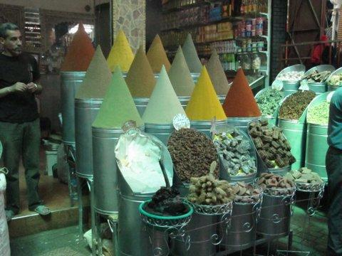 Travels with George: Morocco