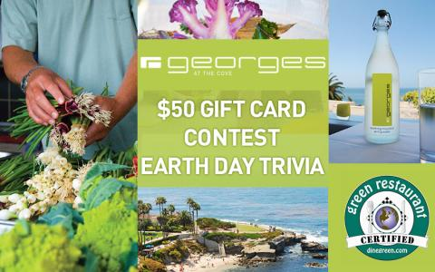 Facebook Earth Day Trivia Contest