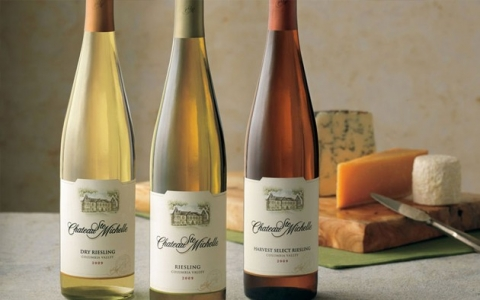 A Look at Chateau Ste. Michelle-Dr. Loosen Eroica Rieslings