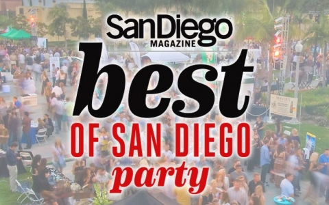 Bets of San Diego Party