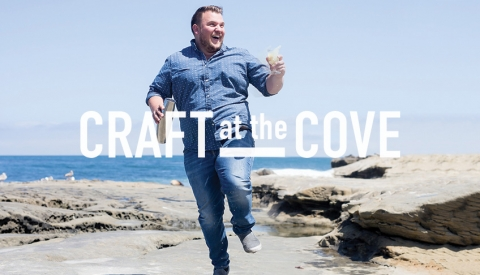 Craft at the cove with Trevor Bowles