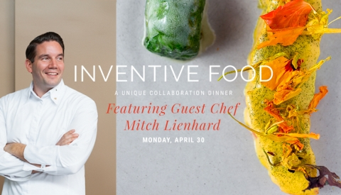 Chef Lienhard Collaboration Dinner