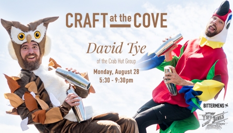 August Craft at the Cove