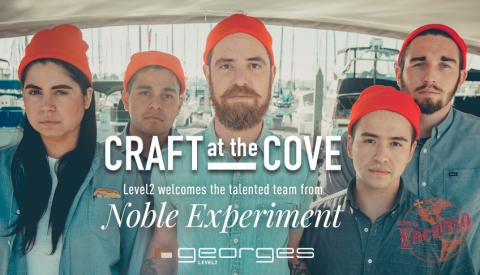 Craft at the Cove with Noble Experiment
