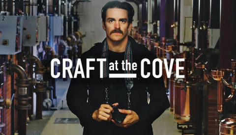 craft at the cove with Nathan Burdette