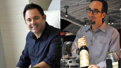 San Diego-Tribune: Wine Pairings: Two Grape Gurus Take Our Questions