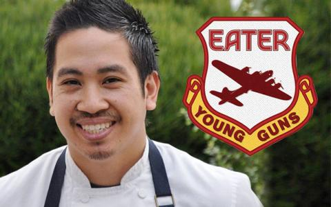 Jon Bautista Named Eater Young Guns Semi-Finalist for 2014